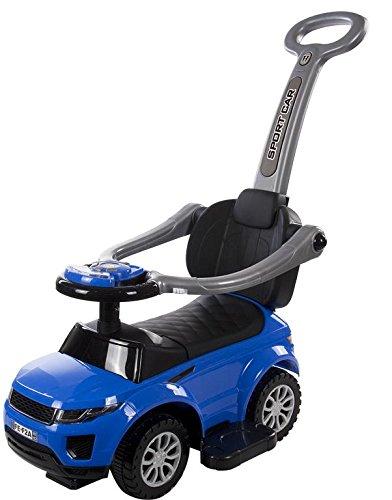 *Rutschauto SPORT CAR DELUX KINDERFAHRZEUG Lauflernwagen ! NEU! (Blau)*