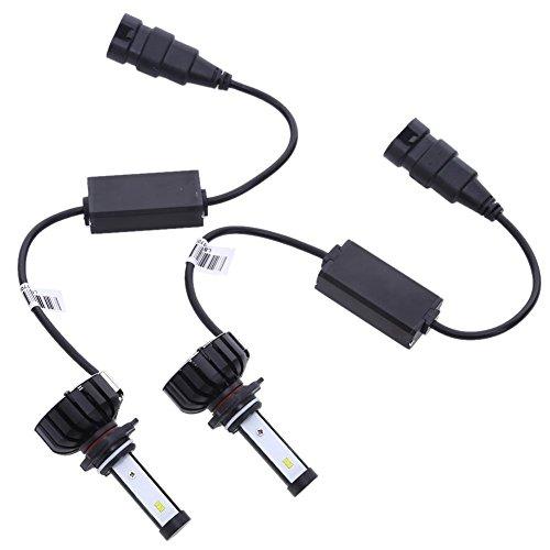 demiawaking 2H36000K 110W HID Lampe Xenon Auto-Scheinwerfer Glühbirnen Ersatz 2