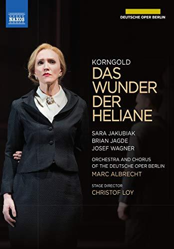 Korngold: Das Wunder der Heliane (Berlin, 2018) [2 DVDs]