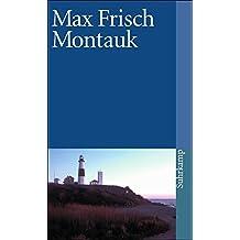 Montauk: Eine Erzählung (suhrkamp taschenbuch)