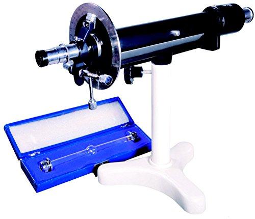 Polarimeter mit LAURENT'S Half Shade Gerät mit 200mm Glasrohr