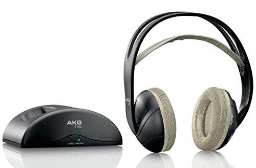 AKG Wireless UHF Headphones, K912E