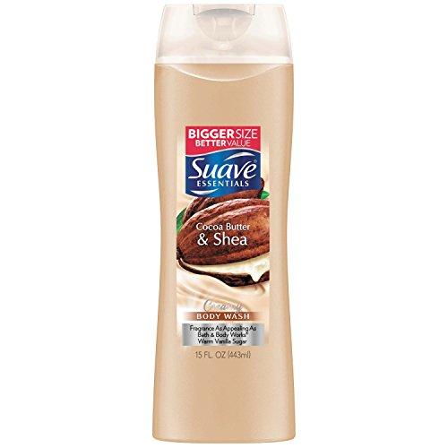 Suave Lotion lavante et hydratante Skin Therapy aux beurres de cacao et de karité 355 ml