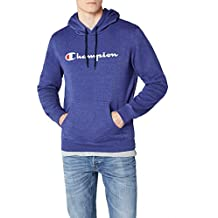 Champion Hooded Sweatshirt-Institutionals Sudadera con Capucha para Hombre