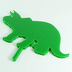 Dinosaurio triceraptops decoración para tarta para bebé ducha decoración cumpleaños bautizo