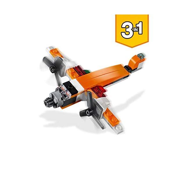 LEGO- Creator Drone Esploratore, Multicolore, 31071 5 spesavip
