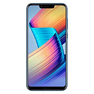 Honor Play 6.3-Inch Android Oreo UK SIM-Free Smartphone with 4GB RAM, 64 GB storage and Kirin 970 AI Chipset – Blue