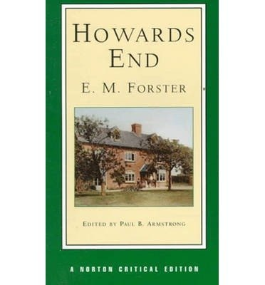 [{ Howards End (Norton Critical Editions) By Forster, E M ( Author ) Jan - 17- 1998 ( Paperback ) } ]