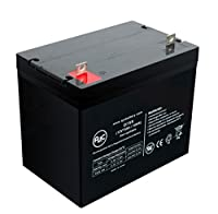 MK M24 SLD G (12V 73.6AH) 12V 75Ah Wheelchair Battery - This is an AJC Brand® Replacement