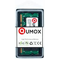 QUMOX @ 2GB DDR2 667MHz PC2-5300 PC2-5400 DDR2 667 (200 PIN) SODIMM Notebook Memoria