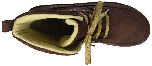 Sorel Meadow, Bottes de Neige Femme Marron (Redwood 628)