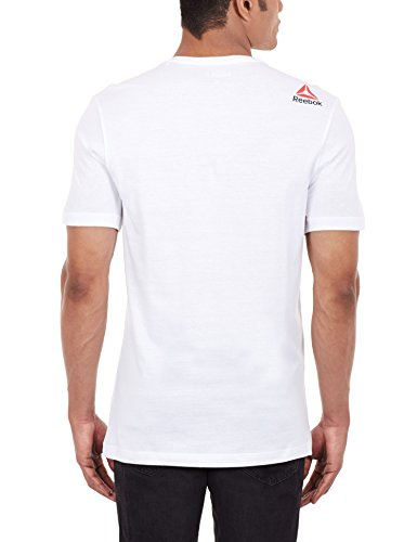 Reebok Herren Exploding Delta/Challenge Brings Change Tee T-Shirt Mehrfarbig