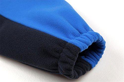 Hiver En Plein Air Escalade Manteaux De Femme blue