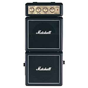 Marshall MS4 Mini amplificateur (Noir)
