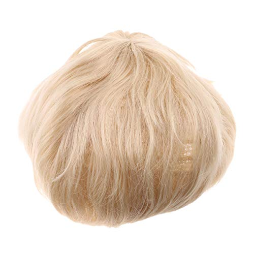 tte Perücke, Männer Perücke, Blond, One Size, ()