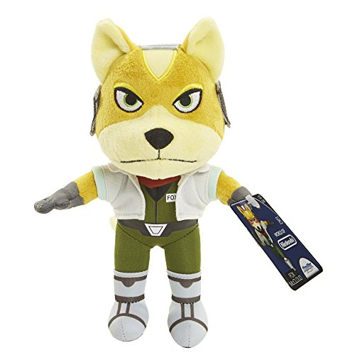 Nintendo - Star Fox Plush - World of Nintendo - 19cm 7.5""