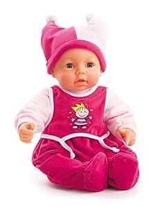Bayer Design 94682 - Bambola 46 cm Hello Baby con funzioni particolarmente graziosa