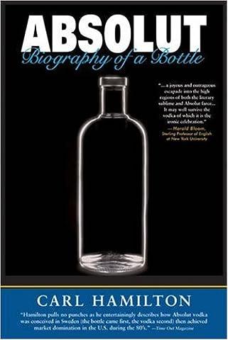 Absolut: Biography of a Bottle (Werbung Absolut Vodka)