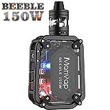 Manvap BEEBLE 150W Cigarette Électronique, E-Cigarette Puissance Réglable, Atomiseur Rempli-Dessus Avec Mod Électronique, Sans...