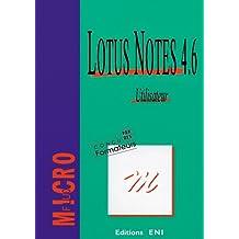 Lotus Notes 4.6 Utilisateur