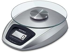 Soehnle 65840 Digitale Küchenwaage Siena silber