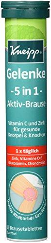 Kneipp Gelenke 5 in 1 Aktiv-Brause, 4er Pack 1 800 Mobile