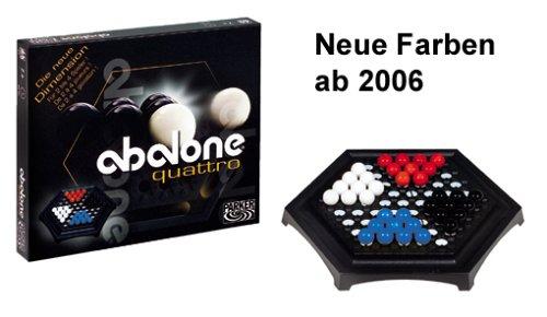 Hasbro - Parker - Abalone Quattro