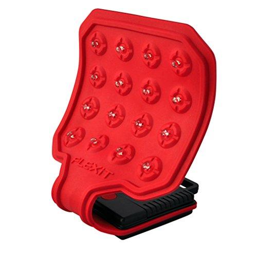Striker Hand Tools 00112 Neu - FLEXiT 2.0 Leuchte - Eine enorm Biegbare LED Taschenlampe, 1-er Pack -