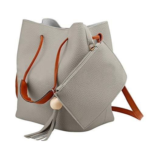 Prada Satchel Bag (Mitlfuny handbemalte Ledertasche, Schultertasche, Geschenk, Handgefertigte Tasche,Frauen Quaste Geldbörse Schulter Handtasche Tote Messenger Satchel Cross Body Bags)