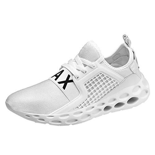 Laufschuh Rot Outdoorschuhe Schuhe Gold Slipper Sneaker Leopard Sportschuhe Offen Frauen A Cotton Camouflage Kinder Hwtop Wasserdicht Schuheinlagen Hohe Slippers Men (Weiß)