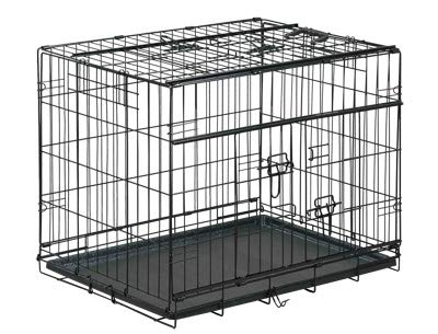 VADIGRAN Cage de Transport Pliable pour Chiens...