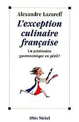 L'Exception culinaire française