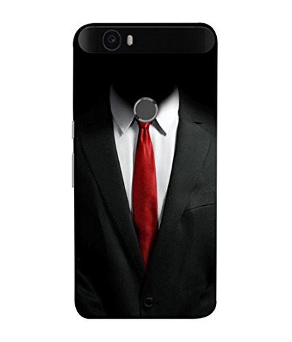 PrintVisa Designer Back Case Cover for Huawei Nexus 6P :: Huawei Google Nexus 6P (Suit shirt tie formal decent)  available at amazon for Rs.393