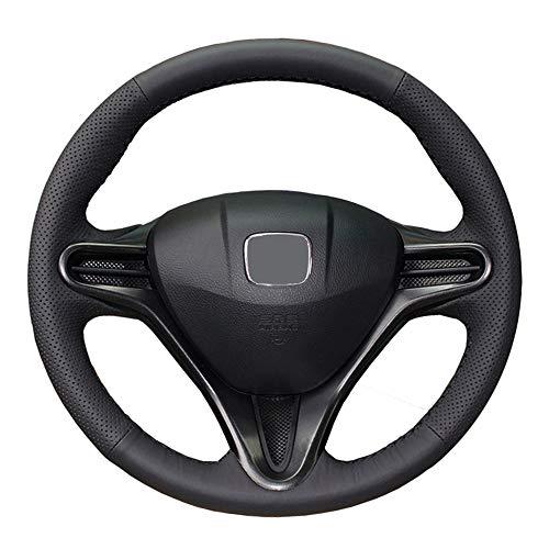 LUVCARPB Coprivolante per Auto, Misura per Honda Civic 8 2006-2011