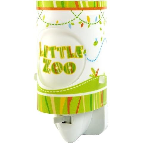 Dalber Zoo luce notturna 63115leone elefante Zebra