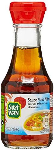 SUZIWAN Sauce Nuöc Màm 125 ml - Lot de 4