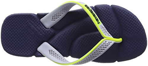 Havaianas Zehentrenner Herren Power Mehrfarbig (Navy blue/ice grey 6514)