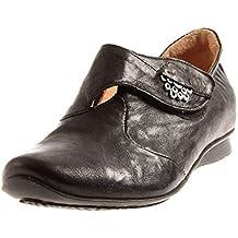 c82964eaa85615 Think! 83106 Halbschuhe Sommer Klettschuhe Damenschuhe Sneaker Schuhe Leder