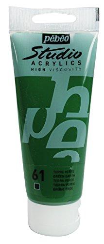 pebeo-tubo-di-vernice-acrilica-100-ml-colore-verde-erba