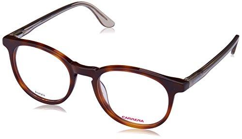 Carrera Unisex-Erwachsene CA6636/N IJP 49 Sonnenbrille, Braun (Havana Matte Dark Brown),