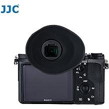 JJC es-a7g Visor Ocular para con gafas (Compatible con SONY A7, A7II, A7S, A7R, A7S II A7R II, A58, y # x3B1; 99II)