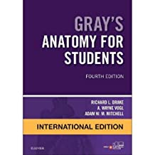 Gray's Anatomy for Students, ‎4‎th International Edition