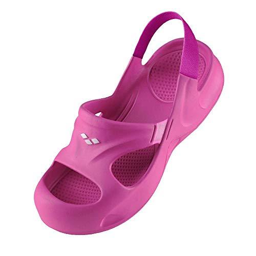 ARENA Softy Hook, Chaussures de Plage & Piscine Mixte Enfant, Rose (Fuchsia/Bright 088), 26/27 EU