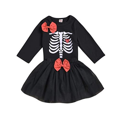 Hirolan Kinder Baby Mädchen Karneval Kostüm Prinzessin