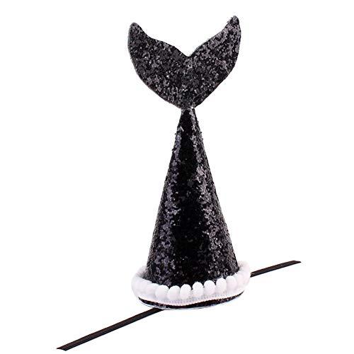 nde und Katzen, Fischschwanz, Cosplay-Kostüm, Geburtstag, Weihnachten, Party für kleine Hunde und Katzen ()
