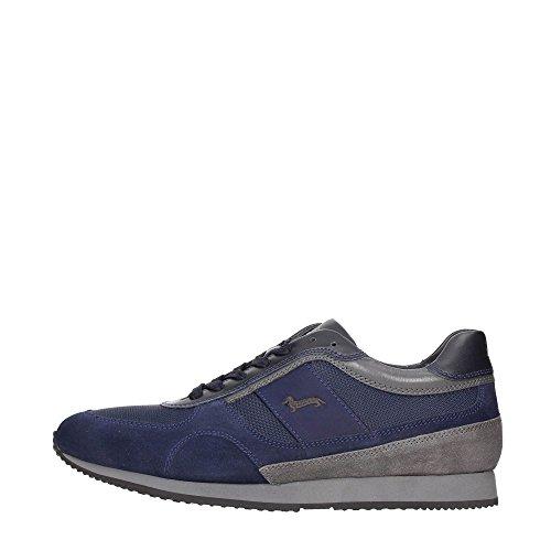 Harmont & Blaine E7040695 Sneakers Uomo Scamosciato BLU NAVY BLU NAVY 44.5