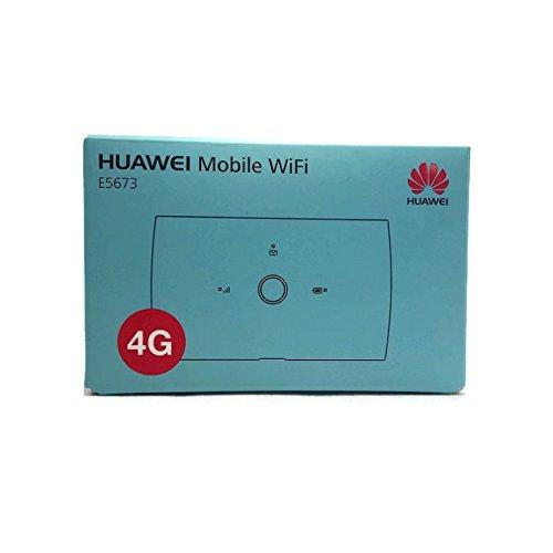 Huawei E5673s 4G Mobile Wi-Fi Router (White)