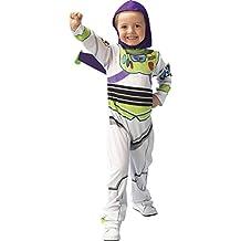 Rubie's - Toy Story disfraz de Buzz Lightyear clásico en caja infantil (883769-M)
