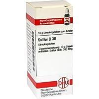 SULFUR D30 10g Globuli PZN:1787315 preisvergleich bei billige-tabletten.eu