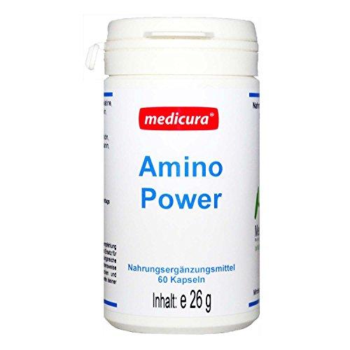 Aminosäure 60 Kapseln pro Dose